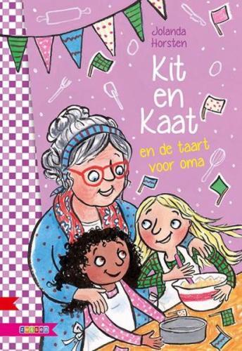 Kit en Kaat en de taart voor oma - J. Horsten
