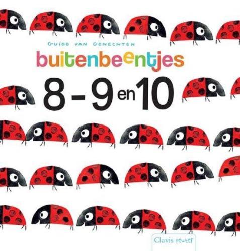Buitenbeentjes '8-9 en 10' - G. Van Genechten
