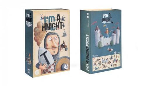 Puzzel 'I'm a knight'