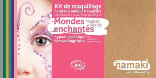 Make-up 'Magische wereld'