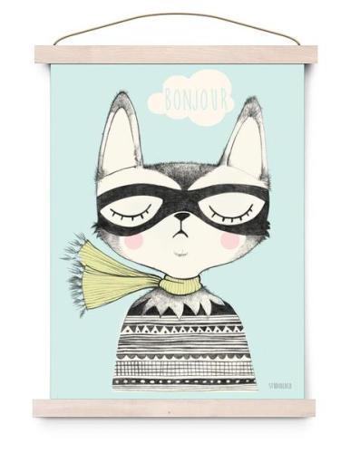 Poster 'Captain Cat'