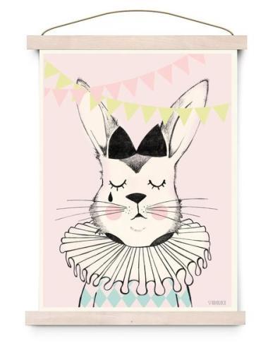Poster 'Rabbit'