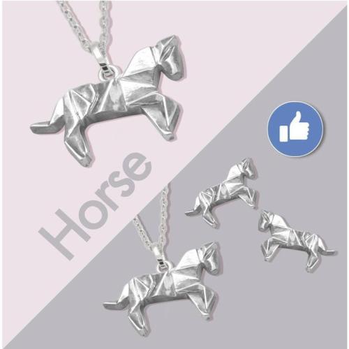 Halsketting / Paard