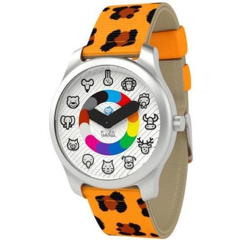 Dierenhorloge / Leopard