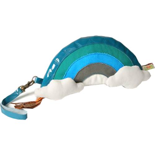 Handtas / Regenboog / Blauw