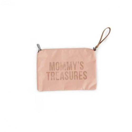 Mommy Bag / Clutch / Pink