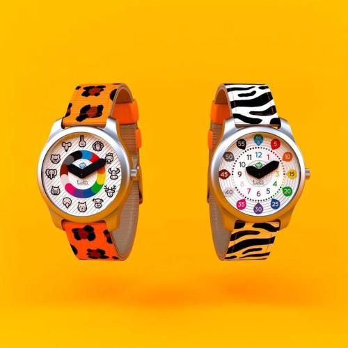 Horloge / Zebra