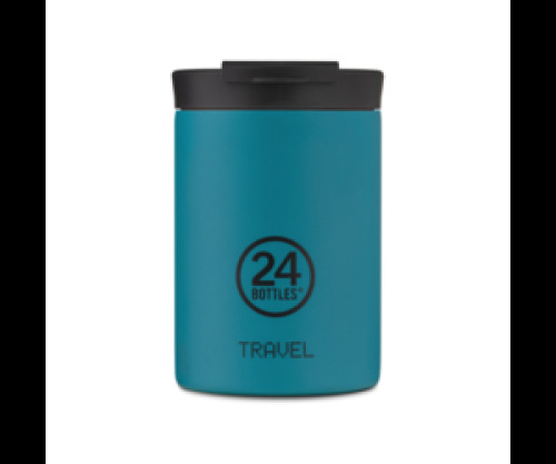 Travel tumbler koffiebeker - Atlantic bay 350 ml