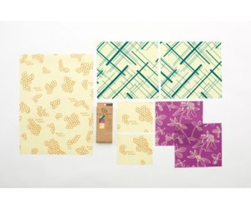 Bee's wrap - Variety pack (set of 7)