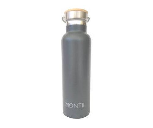 Montii thermische drinkbus - 600 ml grey