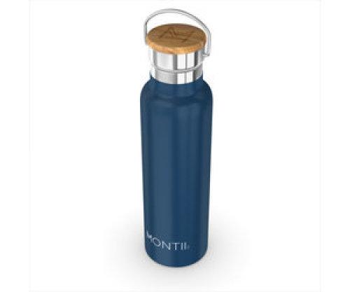 Montii thermische drinkbus - 600 ml navy blue