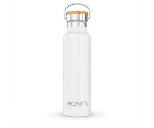 Montii thermische drinkbus - 600 ml white