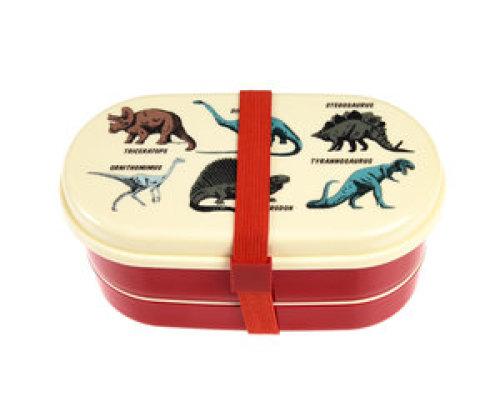 Bento box voor kleuters - Prehistoric land