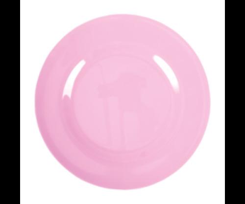 Melamine dinerbord - Dark pink