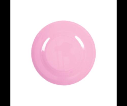 Melamine lunchbord - Dark pink