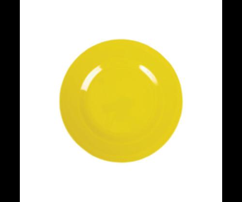 Melamine lunchbord - Yellow