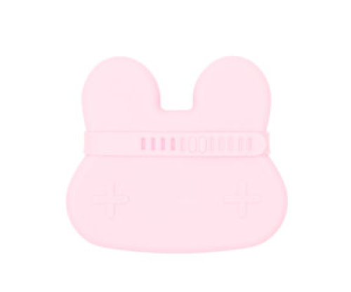 Snackie bunny - Powder pink