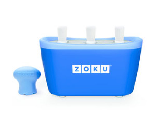 Quick pop maker - Trio blauw