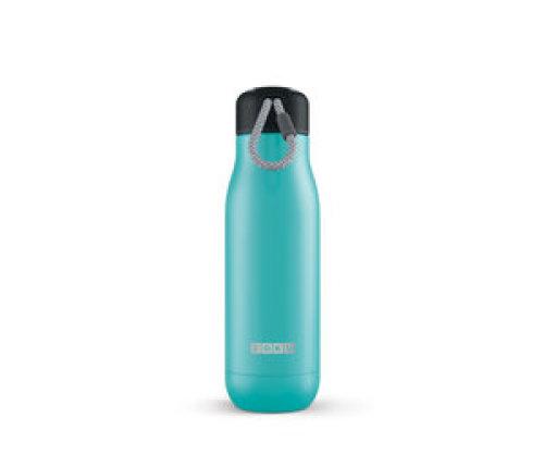 RVS drinkbeker - Turquoise 500 ml