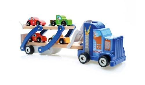 Vrachtwagen autotransport (53 cm)