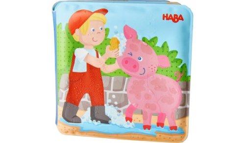 Badboekje Wasdag op de boerderij HABA