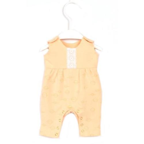 Loved By Lou - Premature baby clothes - Bodysuit - Lou Salmon pink