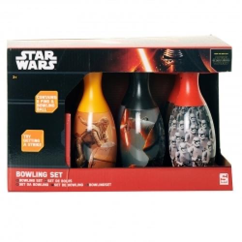 Bowling spel Star Wars