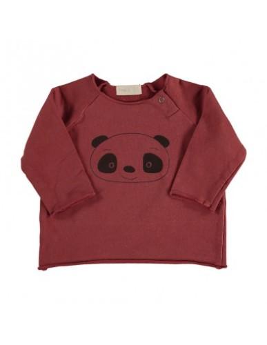 Beans Barcelona - Panda Sweatshirt Tile