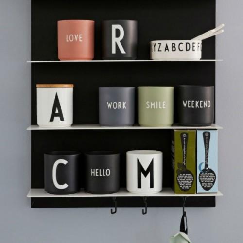 Design Letters - Favourite cup Love