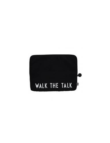 Design Letters - Laptop Coat Walk the talk (34*26 cm)