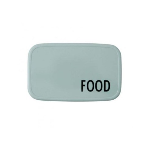 Design letters - Lunchbox Food Green