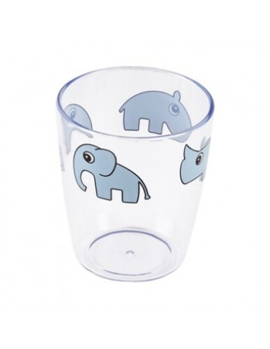 Done By Deer - Yummy Mini Glass, Blue