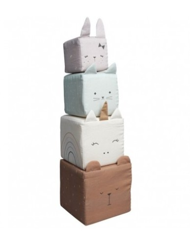 Fabelab - Soft Blocks Animals