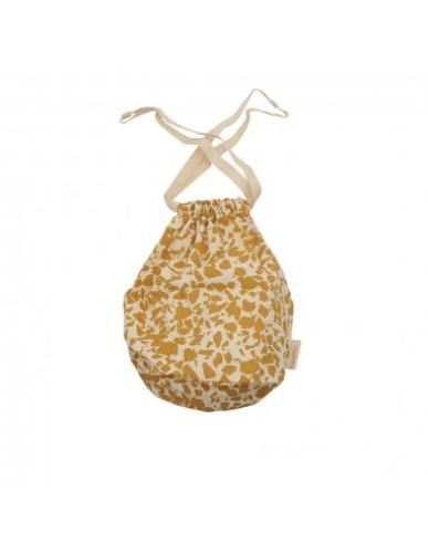 Haps Nordic - Multibag Small Mustard Terrazzo