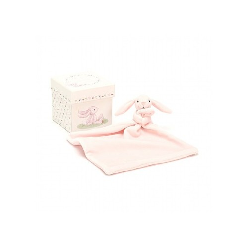 Jellycat - My First Bunny Soother Pink