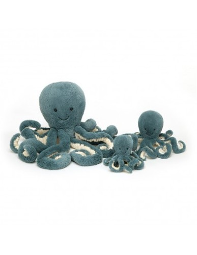 Jellycat - Storm Octopus Medium