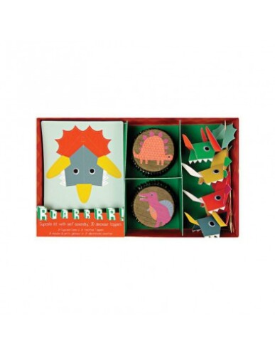 Meri Meri - Cupcake Kit Dino