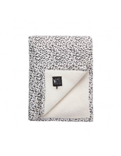 Mies & Co - Soft Teddy Blanket Baby | Wild Child