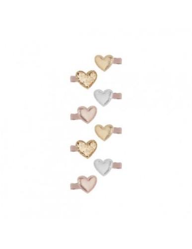 Mimi & Lula - Mini Sweetheart Salon Clips