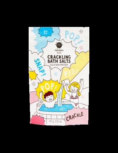 Nailmatic - Crackling Bath Salt - Blauw