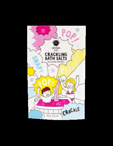 Nailmatic - Crackling Bath Salt - Roze