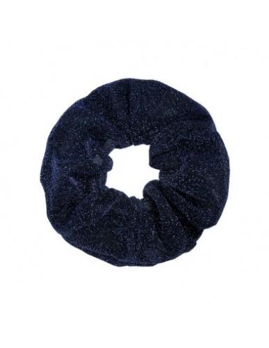 Scrunchie - Glitter Blue