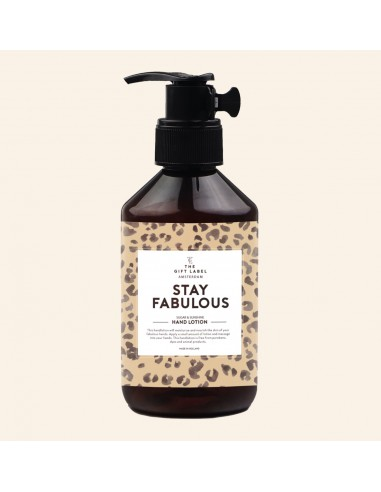 The Gift Label - Handlotion ' Stay Fabulous '