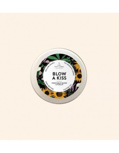 The Gift Label - Lip Balm Blow A Kiss