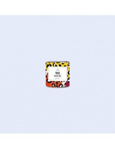 The Gift Label - Small Candle Tin ' You Rock '