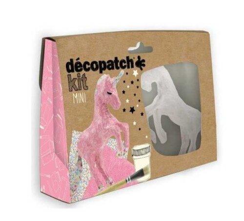 Décopatch mini kit EENHOORN