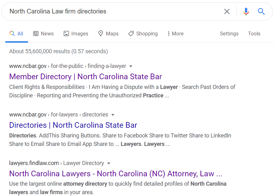 link juice search terms