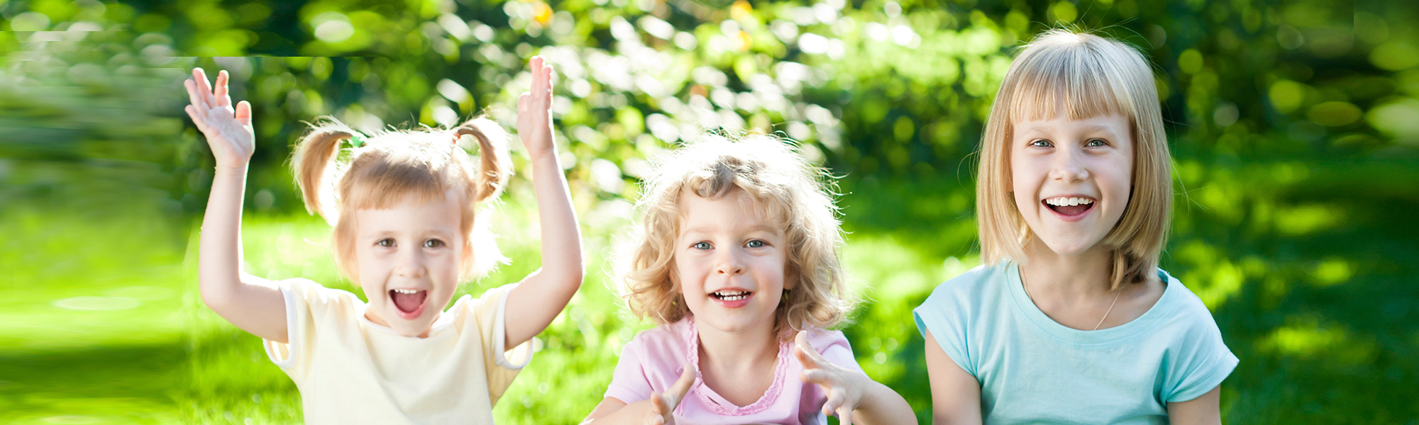 smile knowing that your children's dental health are safe and happy in our hands