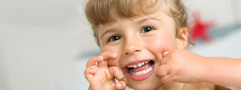 most dentists would recommend that you floss daily in addition to brushing twice daily