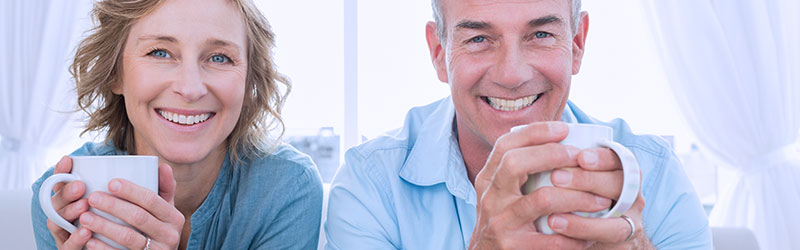 Are dentures comfortable? We break down partial and full dentures and their modern features